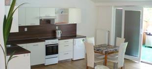 Ubytování apartmán